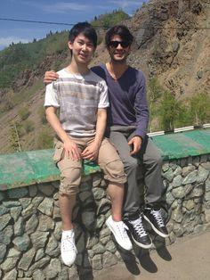 Steph & Denis :-)