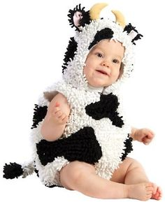 Cow Halloween Costumes for 2012