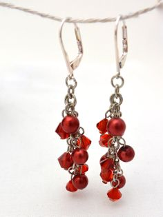 Thinking Red Christmas is Coming! FWB Part 2 Treasury 2 by Rachael Chase on Etsy