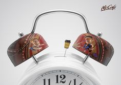 McCafé: Alarm Clock, 1 | Ads of the World™