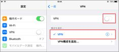 iPadのL2TP接続 ■セカイVPN■ Bar Chart, Ipad, Bar Graphs