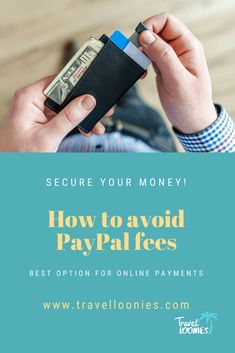 How To Avoid PayPal Fees | a guide to help you save money | money management tips | finances | saving money | #moneymanagement #savemoney #savingmoney #moneytips #moneysaving #moneymanagement #nofees #nocommissions #commissionfree Travel Fund, Travel Tips, Travel Hacks, Paypal Business, Business Tips, Money Tips, Money Saving Tips, Best Credit Cards, Making Extra Cash