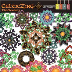 Free Irish/Celtic Designs