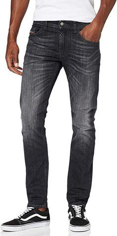 Diesel Jeans, Jeans Slim, Skinny Jeans, Buckle Jeans Mens, Mode Jeans, Denim Fashion, Amazon Fr, Pants, Style
