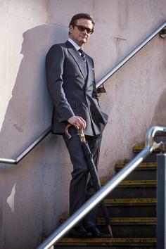 The Secret Service itself. #kingsmancollection #kingsman #MRPORTER