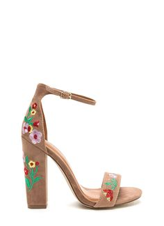 7725708b64568 Sandal Heels - Shop Sexy High Heeled Sandals