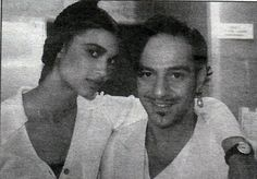 Teresa Lourenco and John Galliano,Backstage  - 05.05.2007