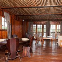 Rain Farm is a 10 minute drive from Ballito and offers beautiful, cosy accommodation for families, friends and couples. Gazebo, Pergola, Game Lodge, Dining Area, Cosy, Lounge, Outdoor Structures, Airport Lounge, Kiosk