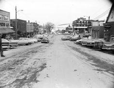 Uptown 1960 - Canada Street