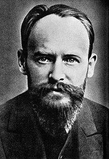 Christian Morgenstern-deutscher Dichter und Schriftsteller