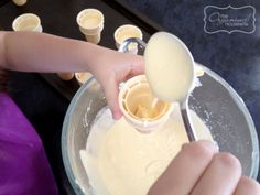 Ice Cream Cone Cupcakes » The Organised Housewife