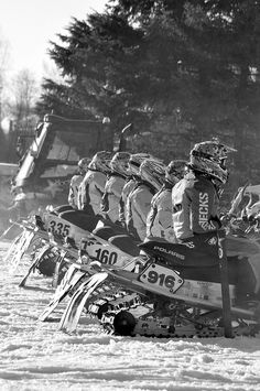 CSRA Snowcross. CSRA events have 40 classes of competition, including Novice, Junior, Trail Sport, Sport, Semi-Pro and Pro. RePin this photo. Thank you! #AMSOIL #snowcross #snowmobile