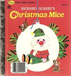 In this gentle Christmas story, we see Christmas through the eyes of two adorable mice. As they admire the Christmas tree and Santa's generous gifts, they even find a little something for themselves!
