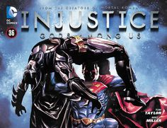 Injustice Gods Among Us #36 Review