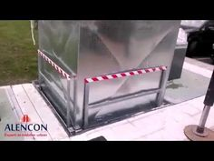 Incarcate TIP IGLO - Containere si platforme subterane