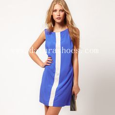 Hello,every one.Welcome to enjoy the European and American fresh chiffon sleeveless dress! dress length:76-90cm.Main material: polyester fiber.Style: street style fashion.Main content: more than 95%.Color classification: blue and rose.Imported. About color difference: we all items are for real shooting; For technology, display, light, environmental reasons may be a slight deviation phenomenon, please in kind prevail.