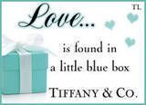 Tiffany OFF! Ladies let my future man know that my engagement ring not coming in a little blue box is a bit of a deal breaker Color Azul Tiffany, Tiffany Blue Box, Tiffany & Co., Tiffany Party, Tiffany Outlet, My Favorite Color, My Favorite Things, Tiffany And Co Jewelry, My Engagement Ring