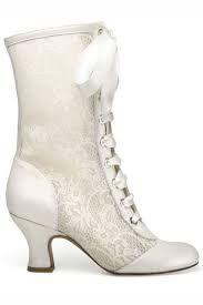 Resultado de imagen de zapatos novia originales