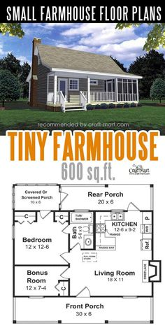 Small farmhouse plans for building a home of your dreams This modern farmhouse s. Small farmhouse plans for building a home of your dreams This modern farmhouse style property was d Small Farmhouse Plans, Modern Farmhouse Design, Modern Farmhouse Exterior, Small House Plans, Farmhouse Decor, Country Farmhouse, Rustic Modern, Modern Design, Farmhouse Office