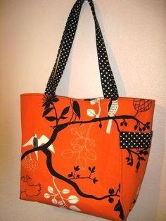 Orange, orange, orange... my-style-pinboard