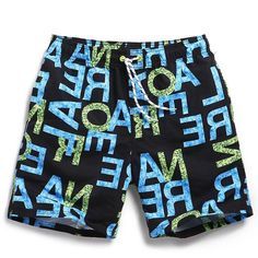 Controller Gamepad Mens Beach Shorts Simple Board Pants Adults Surf Beach Trunks Home Relaxed Trousers