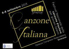 Canzone Italiana 2013 il festival a Sirmione dal 6 all'8 settembre 2013 #newsGC