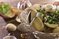 Mussels, Seafood, Shells, Eating