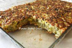 Kabaklı Patatesli Kek Tarifi | Yemek Tarifleri Sitesi - Oktay Usta - Harika ve Nefis Yemek Tarifleri