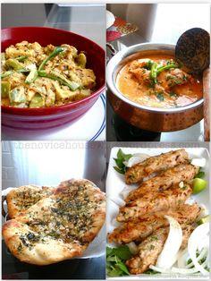 Garam Masala Tuesdays: Achaari Paner - The Novice Housewife