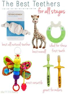 best-teethers-for-baby