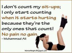 Muhammad Ali quote ...