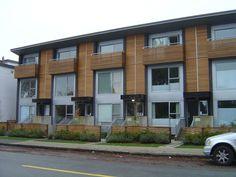 Почему там нет рядные дома в Ванкувере? - SkyscraperPage Форум