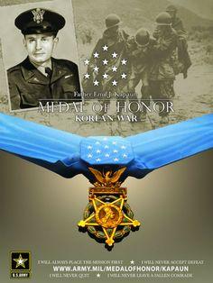 ... Newest Hero: Army Chaplain Emil Kapaun, A Shepherd in Combat Boots
