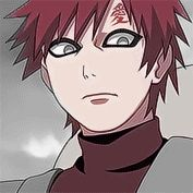 """""""1/10 favorite characters in Naruto ↳ G A A R A. """""""