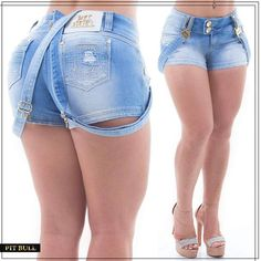 Sexy Shorts, Sexy Jeans, Hot Pants, Pit Bull Jeans, Sexy Outfits, Cute Outfits, Jeans For Short Women, Short Jeans, Jeans Refashion