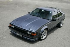 Toyota Celica Supra - I like these wheels <3
