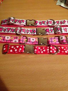 Valentine's collars