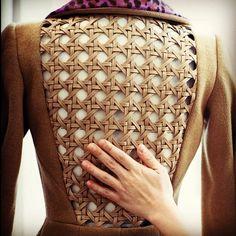 Textures Tiles ❘Cannage et carrelage ❘SS 15 Trends