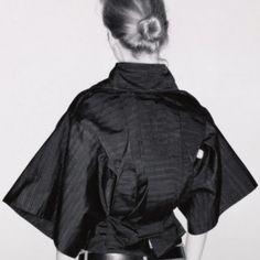 Free Alexander McQueen kimono jacket pattern