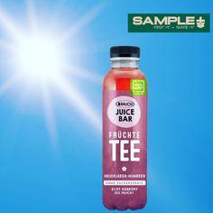 HEISS? 🔆🔆🔆Dann am besten Tee. Echter Tee jetzt in die Flasche gepackt gibt es von @Rauch Juice Bar. Das ist Früchtetee mit Heidelbeer-Himbeere mit 25% Frucht, ohne Zuckerzusatz, ohne Süßungsmittel und ohne Farb- und Konservierungsstoffe. In einer 100 Prozent recyceltem PET-Flasche (rePET). (bezahlte Werbung) Ist in der aktuellen SAMPLE+ Box und hoffentlich auch bald bei euch im Einkaufswagen.🛒📦🛒📦 #tee #frucht #eistee #erfrischung #ohnezuckerzusatz #ohnefarbstoffe #ohnekonservierung… Bar, Sugar, Iced Tea, Smoking, Raspberries, Shopping, Advertising, Products