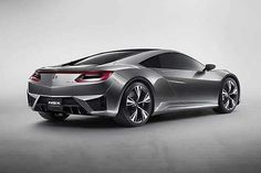 2018-2019 Honda CR-V , NSX and EV-Ster Concept in Europe