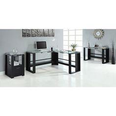 Whalen Jasper Collection Desk Espresso Item 478739
