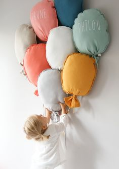 From bedding to decoration Petit Picotin has all the essential products to accom. - From bedding to decoration Petit Picotin has all the essential products to accompany your baby from - Baby Decor, Kids Decor, Nursery Decor, Room Decor, Diy Bebe, Diy Inspiration, Kidsroom, Girl Room, Child Room