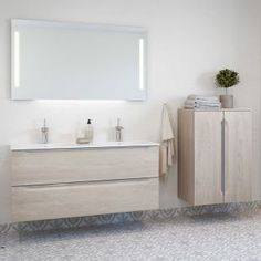 Linn Bad - Baderom frå Vik i Sogn Villa, Vanity, Bathroom, Design, Dressing Tables, Washroom, Powder Room, Vanity Set, Full Bath
