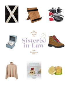 W&D Gift Guide: For Your Sister-in-Law