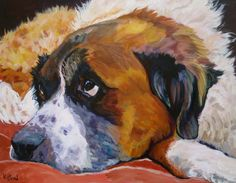 another good dog painting