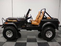 1984 Jeep CJ 7 Renegade exactly what I want Jeep Wrangler Yj, Jeep Wrangler Unlimited, Jeep Willys, Jeep Carros, E Quad, Patrol Y61, Nissan Patrol, Jeep Photos, Badass Jeep