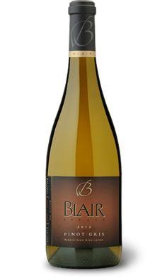 Blair Estate 2012 Pinot Gris  Meador Vineyard #CarmelWineWalk Carmel, CA