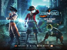 I really really REALLY want to get Jump Force when it comes out next week! But I sadly dont have the funds for it and I need to work on my game anyways. Was there ever a game release you wanted sooo bad but wasn't able to get? Naruto, Blade Runner, All Anime, Manga Anime, Xbox One, Spike Chunsoft, Otaku, Epic Characters, Ps4