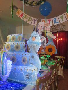 Frozen Fever Party